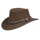 Bac Pac Traveller Buffalo Hat