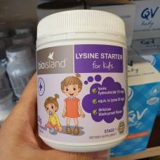 Bioisland Lysine Starter for Kids 150g Powder