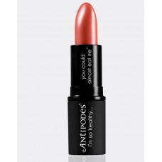 Antipodes Moisture Boost Natural Lipstick 8 Dusky Sound Pink 4g