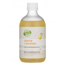 Bio-E Lemon + Manuka Juice 500ml