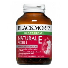Blackmores Natural E 500IU 150 Capsules