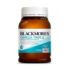 Blackmores Omega Triple Fish Oil 150 Capsules