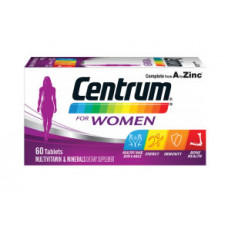 Centrum For Women 60 Tablets