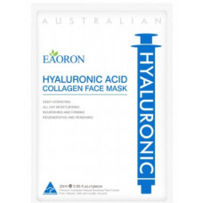 Eaoron Hyaluronic Acid Collagen Hydrating Face Mask 25g x 5 piece