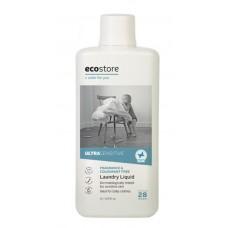 Ecostore Ultra Sensitive Fragrance & Colourant Free Laundry Liquid 1Litre