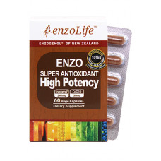 EnzoLife Enzo Super Antioxidant High Potency 60 Vege Capsules