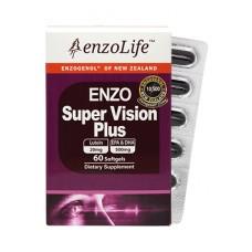 EnzoLife Enzo Super Vision Plus 60 Softgels