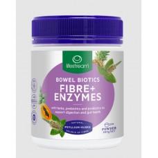 Lifestream Bowel Biotics Fibre + Enzymes 200g Powder