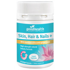 Good Health Skin, Hair & Nails 60 Capsules