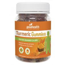 Good Health Turmeric Gummies 60 Soft Gummies
