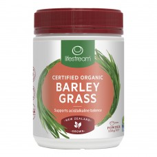 Lifestream Certified Organic Barley Grass Powder 250g