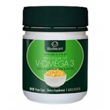 Lifestream V-Omega 3 90 Vege Capsules