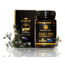 Natural Honey MGO 900+ Manuka Honey 500g