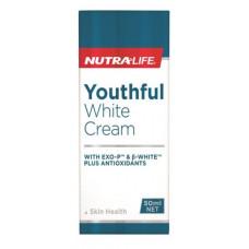 Nutra Life Youthful White Cream 50ml