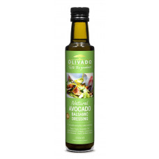 Olivado Natural Avocado Balsamic Dressing 250ml