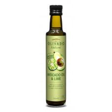 Olivado Natural Avocado Oil Lime 250ml