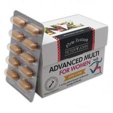 Peter & John Advanced Multi for Women 60 Tablets