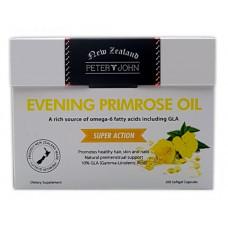 Peter & John Evening Primrose Oil 200 Capsules