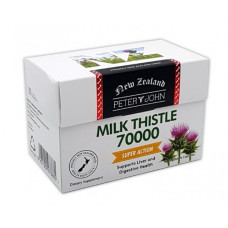 Peter & John Milk Thistle 70000 60 Capsules