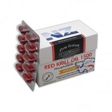 Peter & John Red Krill Oil 1500 60 Capsules
