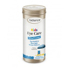 Radiance Kids Eye Care VitaChews 60 Chewable Tablets