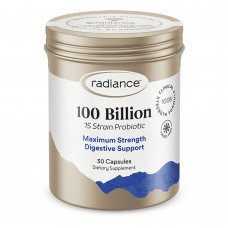 Radiance Probiotics 100 Billion 30 Capsules