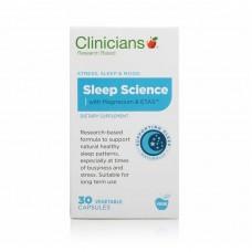 Clinicians Sleep Science 30 Vege capsules