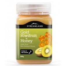 Streamland Gold Kiwifruit n Honey 500g