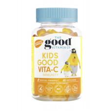 The Good Vitamin Co Kids Good Vita-C 60 Gummies Pineapple Flavour