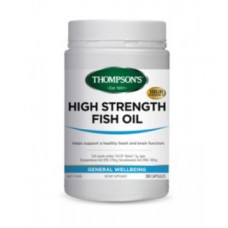 Thompson's High Strength Fish Oil 300 Capsules