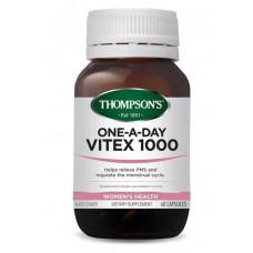 Thompson's One-A-Day Vitex 1000 60 Capsules