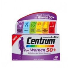Centrum For Women 50 Plus 60 Tablets