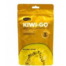 Comvita Kiwi-Go Dried Gold Kiwifruit Slices 80g