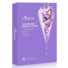 Eaoron Jacaranda Miracle Mask for Sensitive Skin 25g x 5 piece