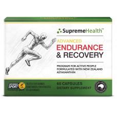Supreme Health Advanced Endurance & Recovery 60 Capsules