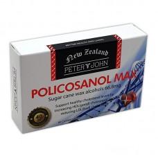Peter & John Policosanol 66.8mg 60 Tablets