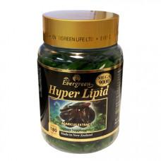 Evergreen Hyper Lipid 180 Capsules