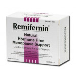 .Remifemin Natural Menopause Support 120 Tablets