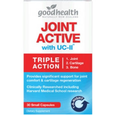 Good Health Joint Active with UC-II 30 Small Capsules