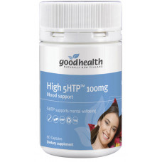 Good Health High 5HTP 100mg 60 Capsules