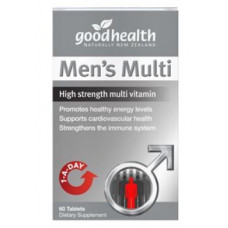 Good Health Men's Multi Vitamin 60 Tablets