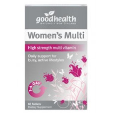 Good Health Women's Multi Vitamin 60 Tablets