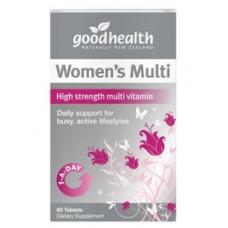 Good Health Women's Multi Vitamin 60 Tablets