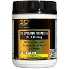 GO Healthy GO Evening Primrose Oil 1,000mg 220 Capsules