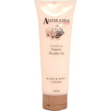 Alpine Silk Organic Rosehip Hand & Body Lotion 100ml