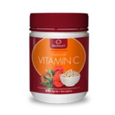 Lifestream Organic Natural Vitamin C 220 Capsules