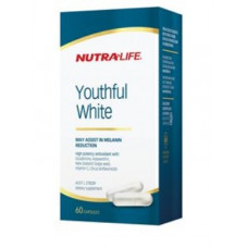 Nutra Life Youthful White 60 Capsules