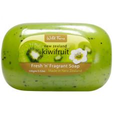 Wild Ferns Kiwifruit Soap 100g