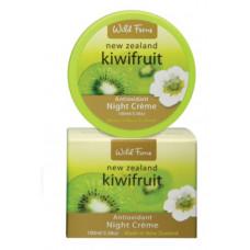 Wild Ferns Kiwifruit Antioxidant Night Creme 100g