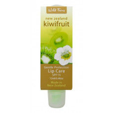 Wild Ferns Kiwifruit Gentle Protection Lip Care SPF15 12ml